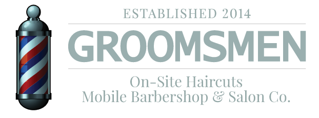 GROOMSMEN On-Site Haircuts